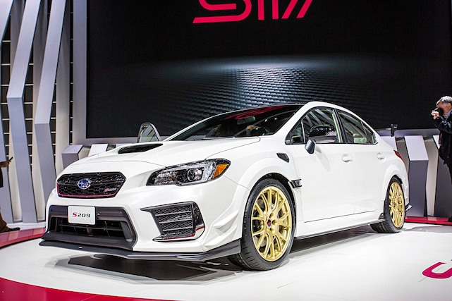 STI Motorsport Day & 2020 WRX STI S209 First Drive