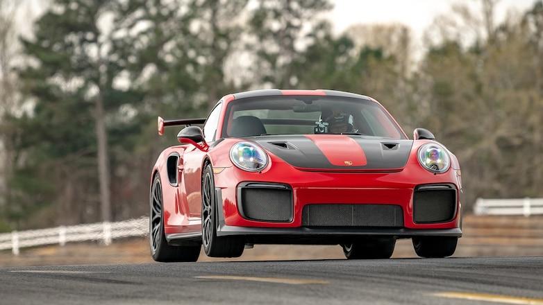 Porsche 911 GT2 RS Shatters Lap Record at Road Atlanta