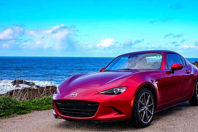 Mazda Cali Road Trip 2019 MX 5