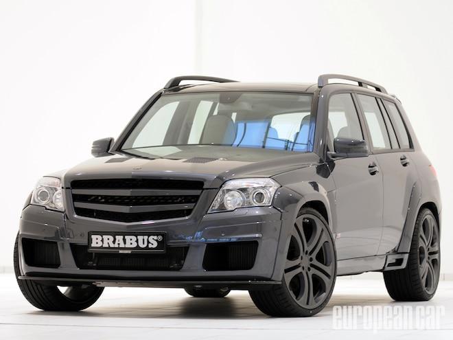 Mercedes Brabus GLK V12