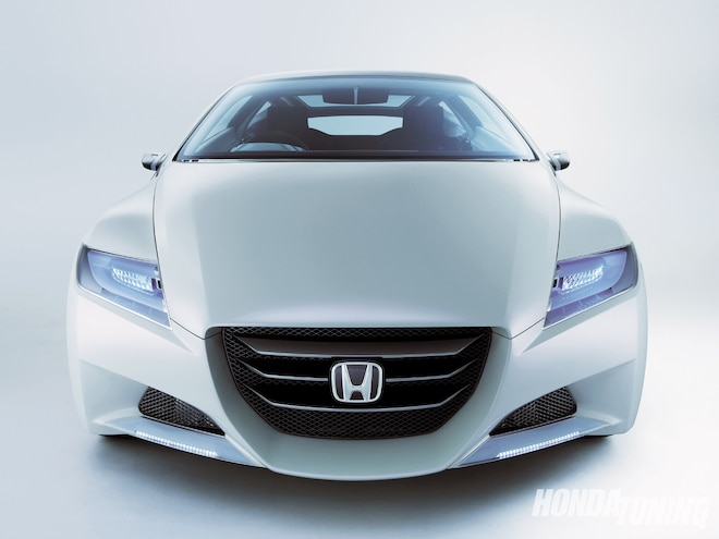 2010 Honda Hybrid Models