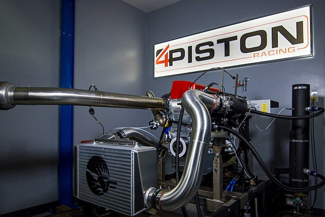 4 Piston Racing Builds a Streetable 1,000HP Honda K Series!