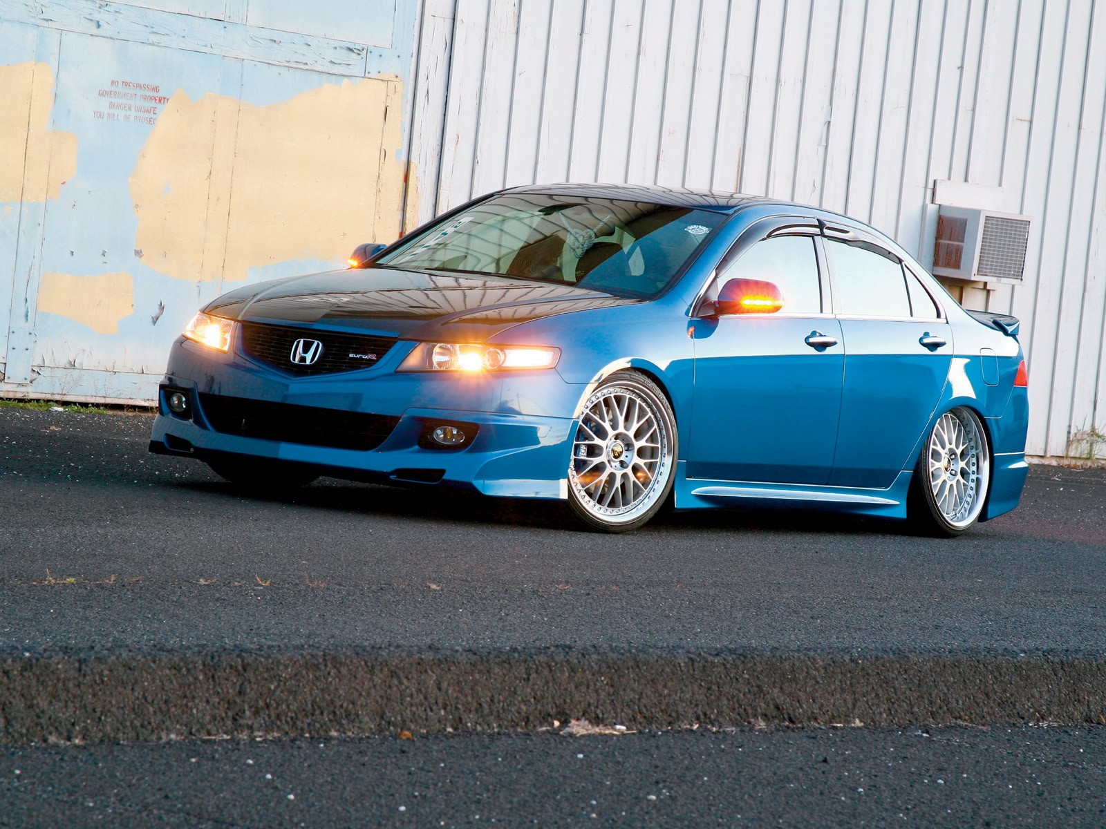 2006 Acura TSX - The Accordiction - Honda Tuning Magazine