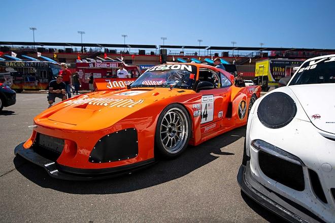 2019 California Festival Of Speed Jagermeister Gt1 Porsche