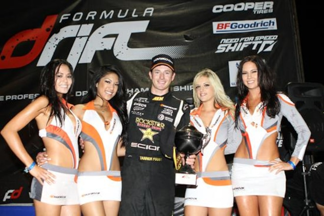 Formula Drift Season is One for the Record Book  for Hankook Tire