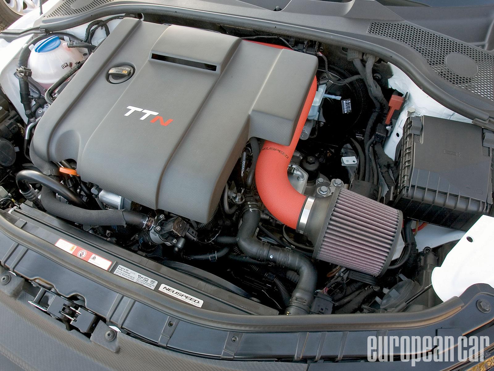 Neuspeed K04 Tuned Audi Tt Neubreed European Car Magazine