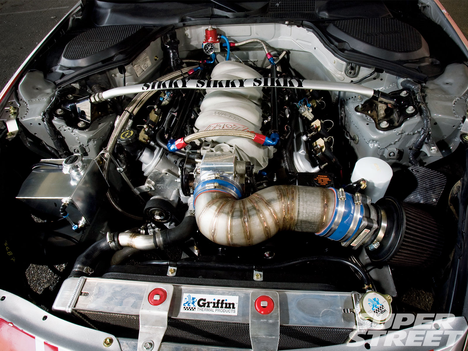 2003 Nissan 350Z - JE Import Performance - Super Street Magazine