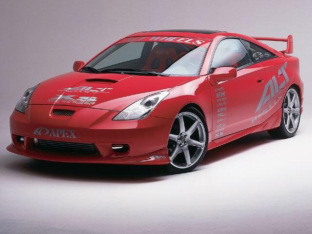 Toyota Celica T23 GTS Look Rear Boot Lip Spoiler