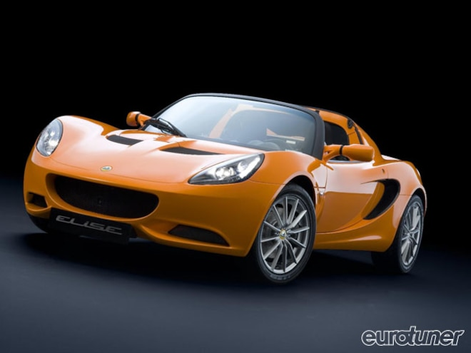 New 2011 Lotus Elise - Web Exclusive