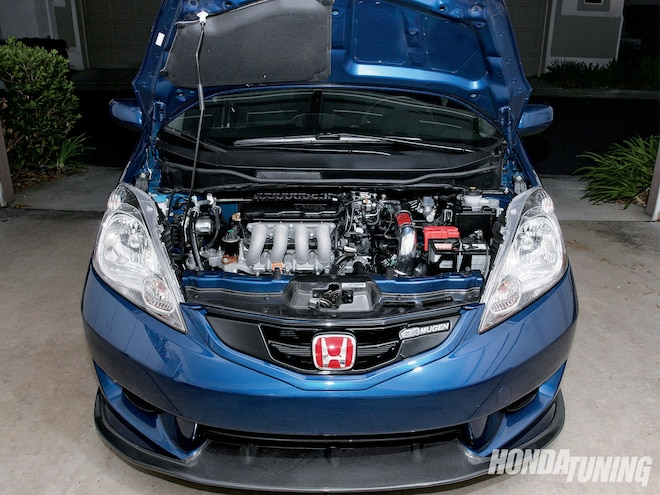 Project 2009 Honda Fit