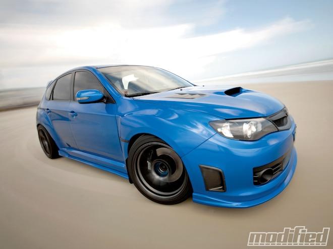 2008 Subaru Impreza STI - Bridging The Gap