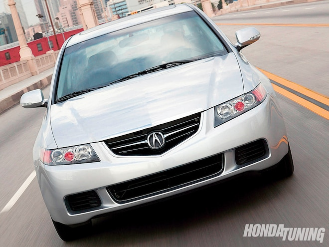 Acura TSX K24A2 Engine - Performance Parts And Tuning