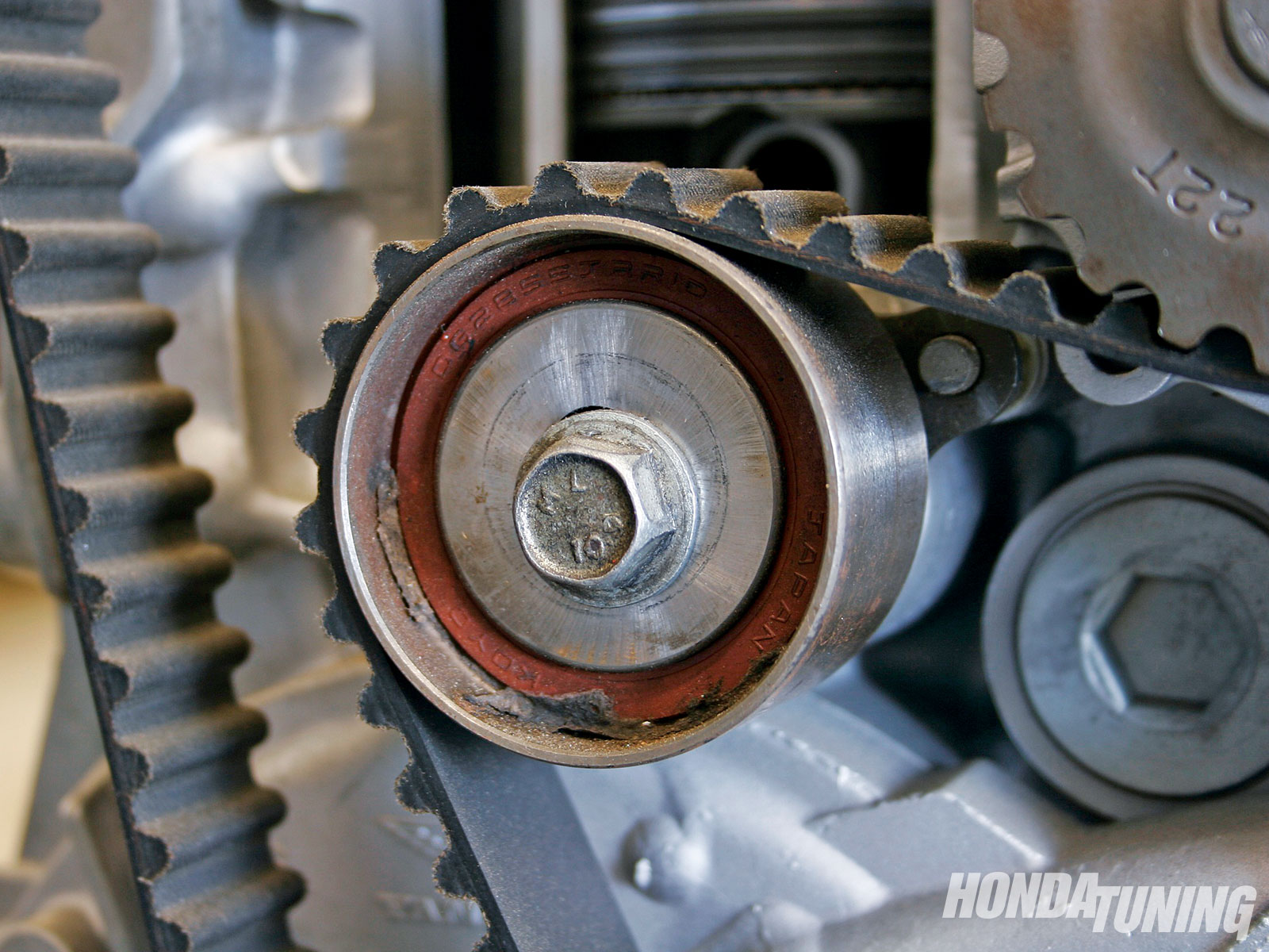 Honda K Series Tensioner - The Truth Behind The Failure