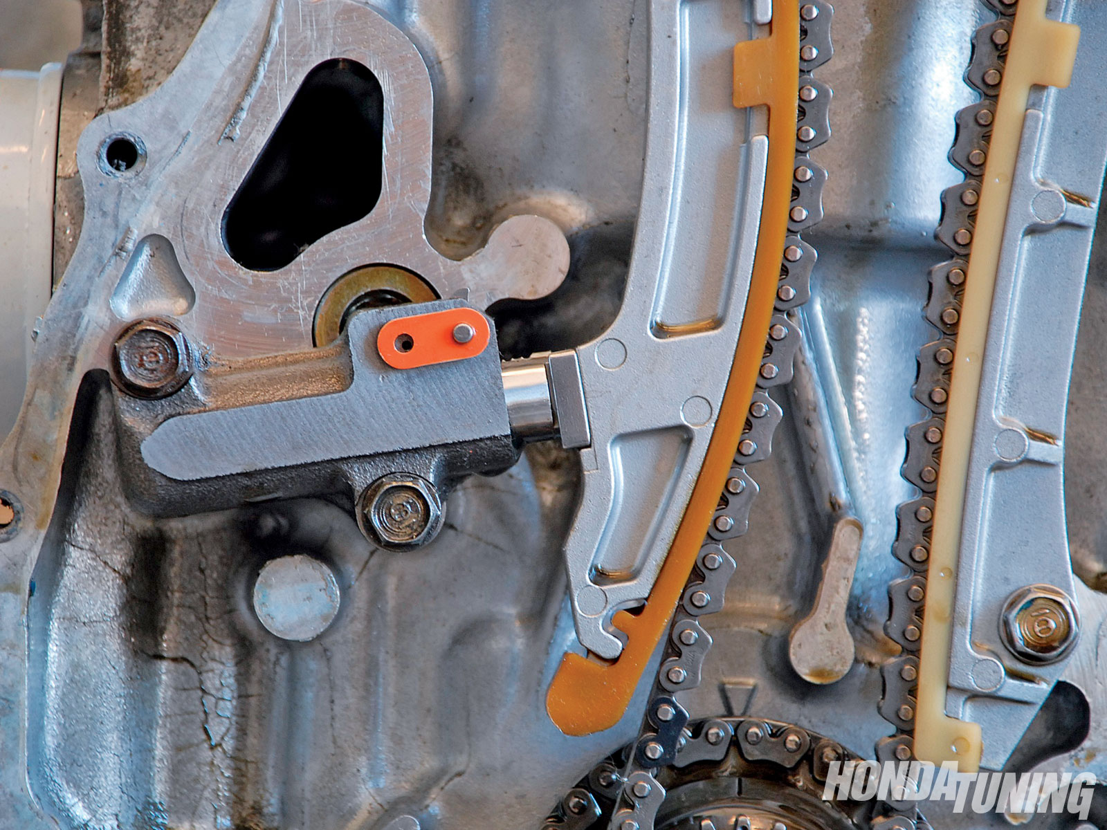 Honda K Series Tensioner - The Truth Behind The Failure - Honda