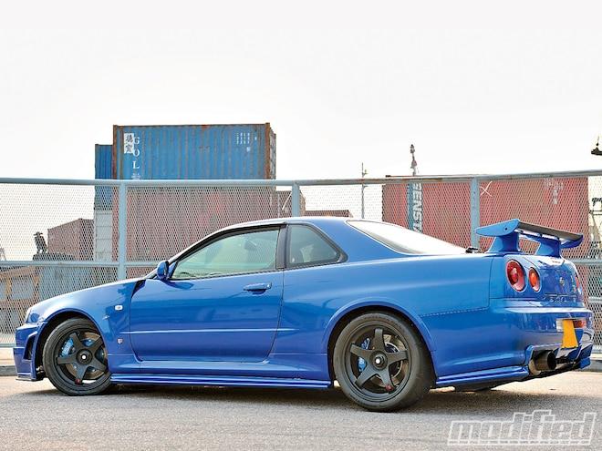 Government Repos Skyline GT-R