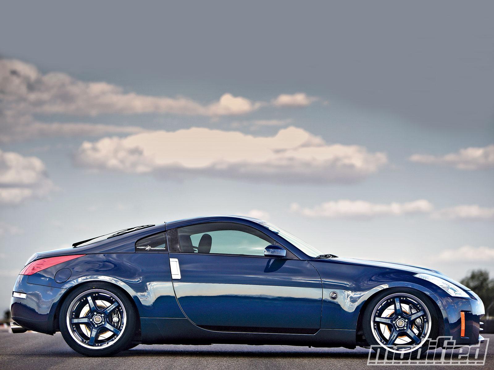 370Z Sport Brake Upgrade for the 350Z - Modified Magazine