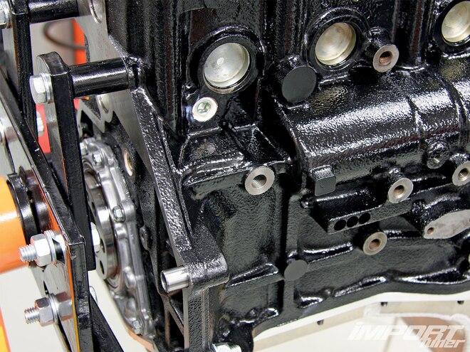 Mitsubishi Lancer Evolution - 4G64 MIVEC Engine - Import