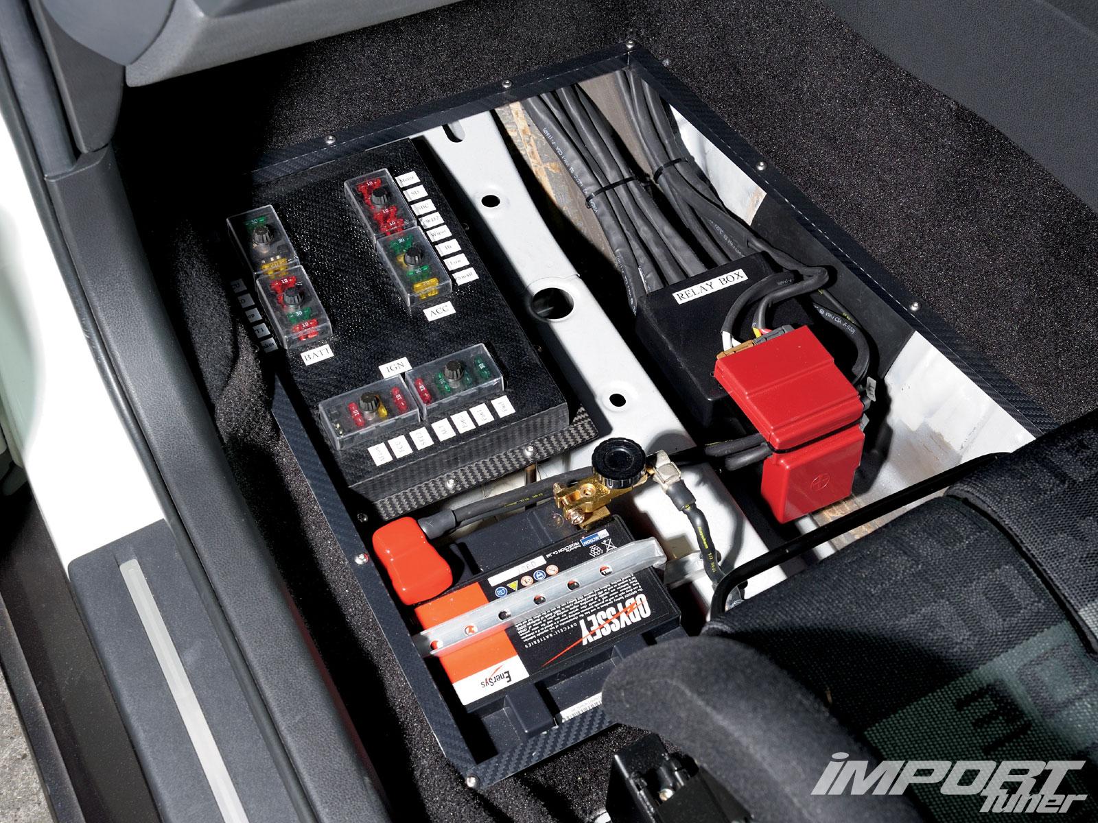 File  Nissan Gtr R35 Fuse Box