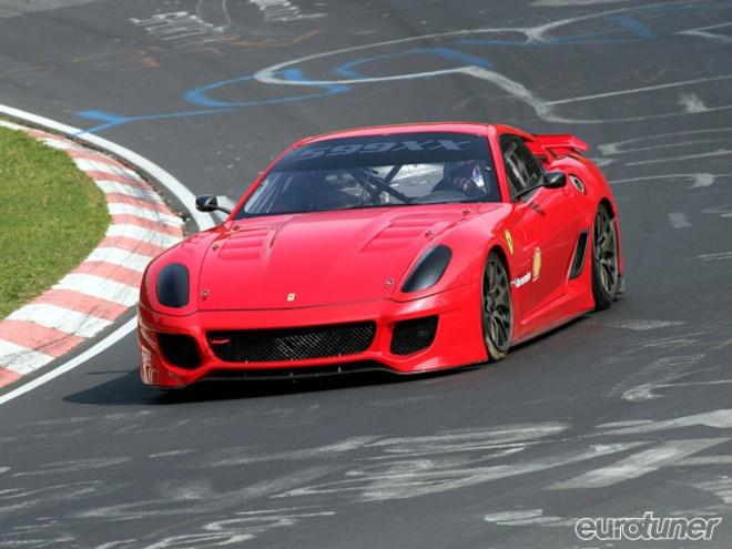 Ferrari 599XX New Record - Web Exclusive