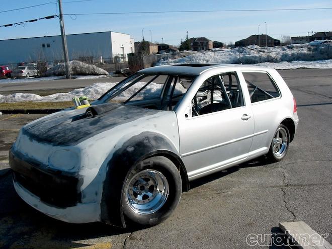 2001 Volkswagen Golf - Garage Projects