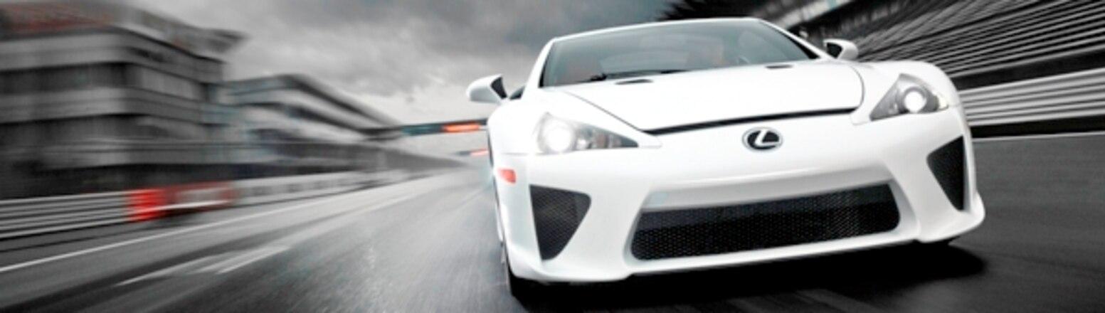 Exclusive Lexus F Sport Track Event