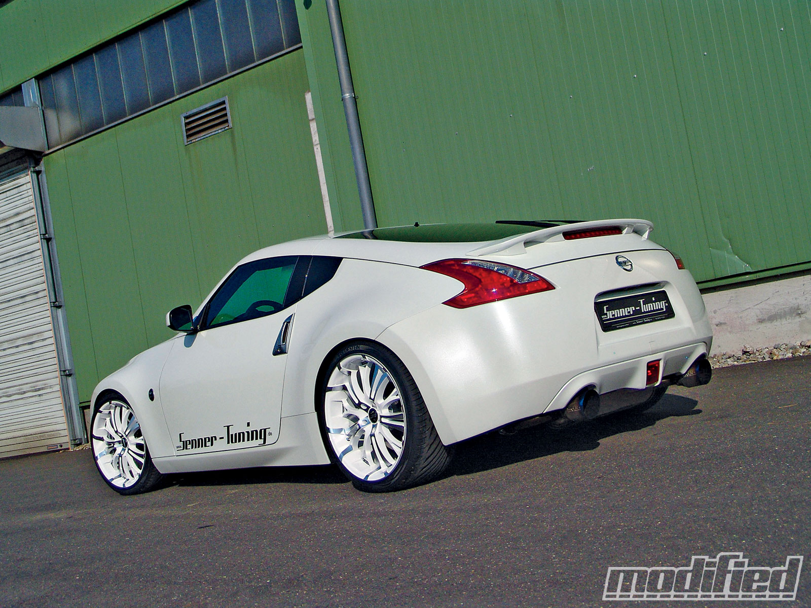 Senna Tuning Nissan 370z Modified Magazine