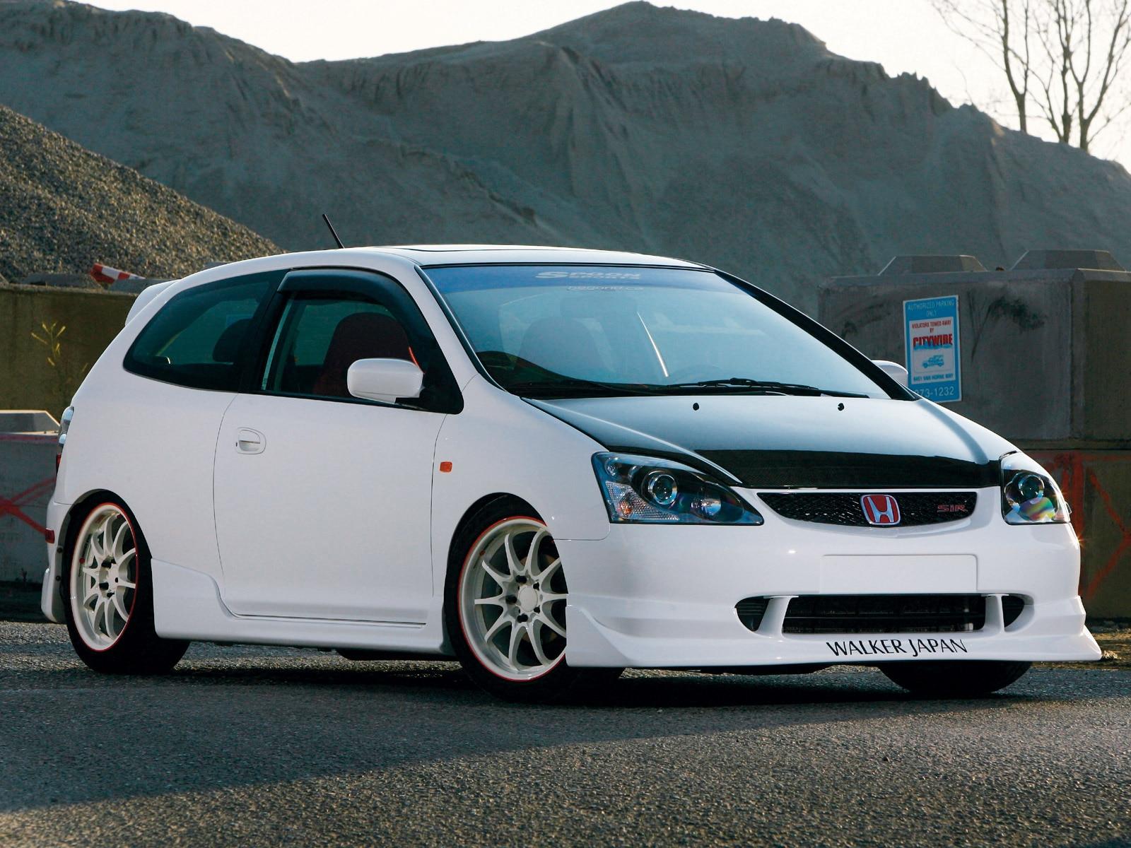 2004 Honda Civic Si Enough Is Never Enough Honda Tuning Magazine