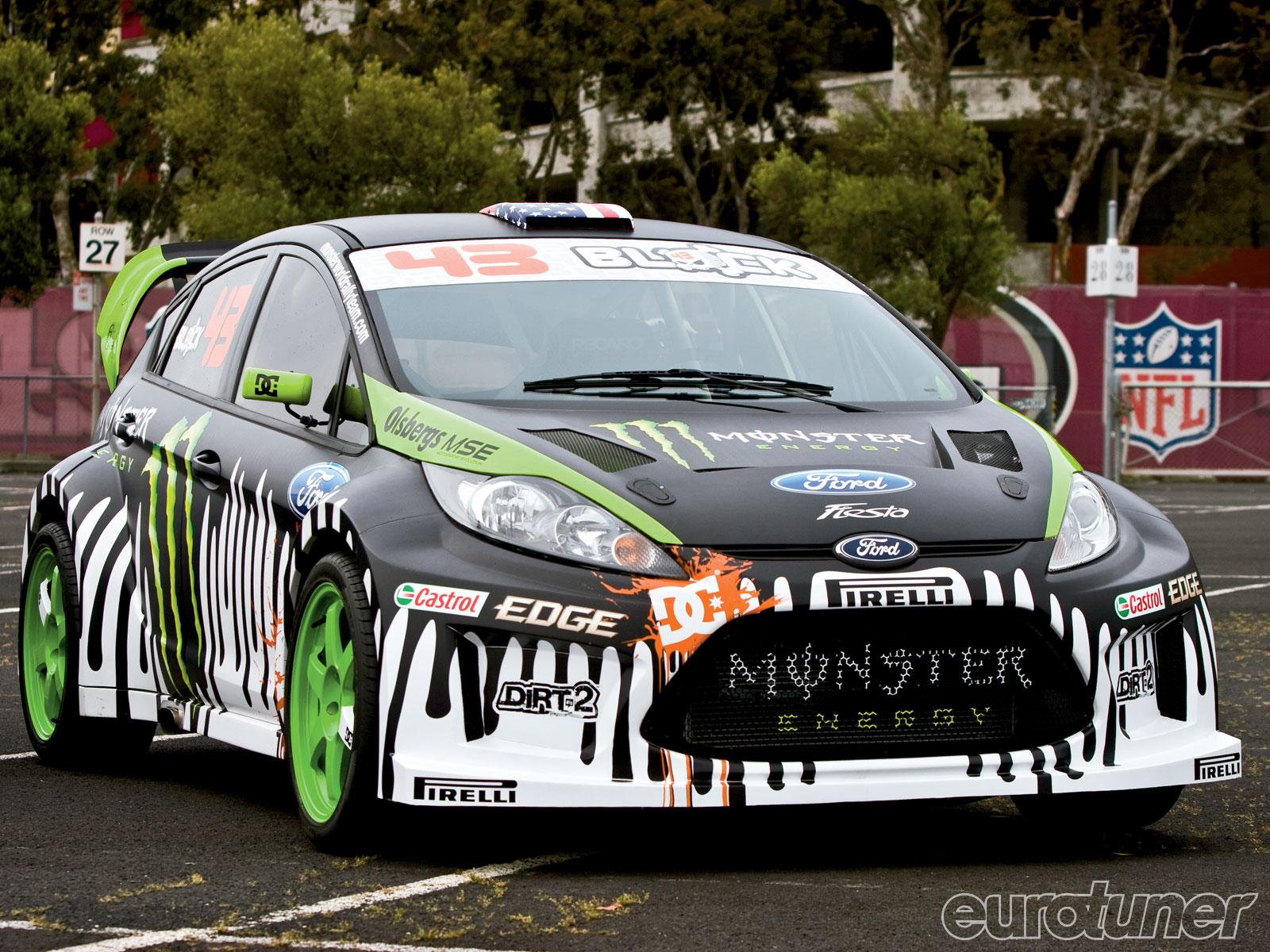 2011 Ford Fiesta Ken Block Eurotuner Magazine