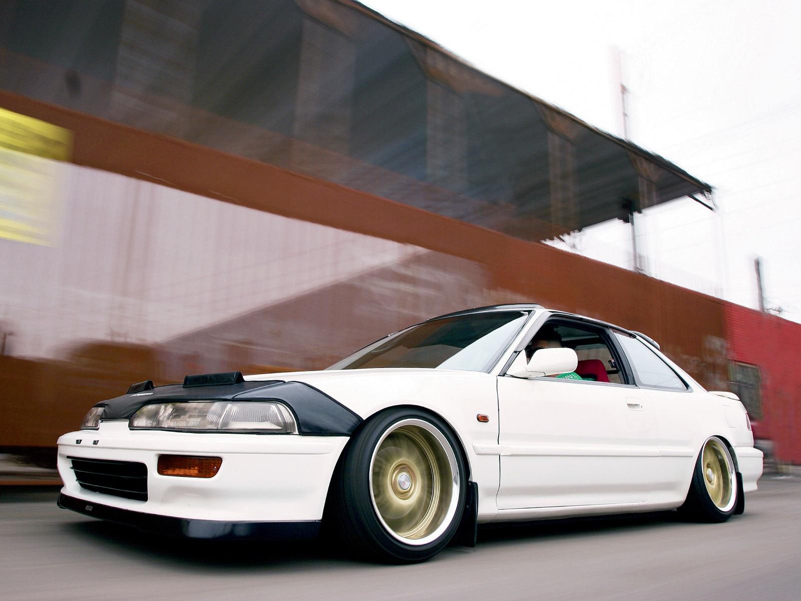 1992 Acura Integra Gs R Skunk2 Intake Honda Tuning Magazine