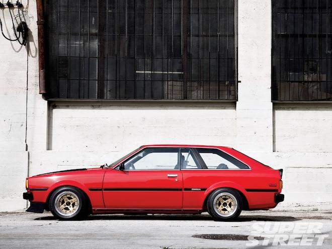 1982 Toyota Corolla SR5 - Liftback Throwback
