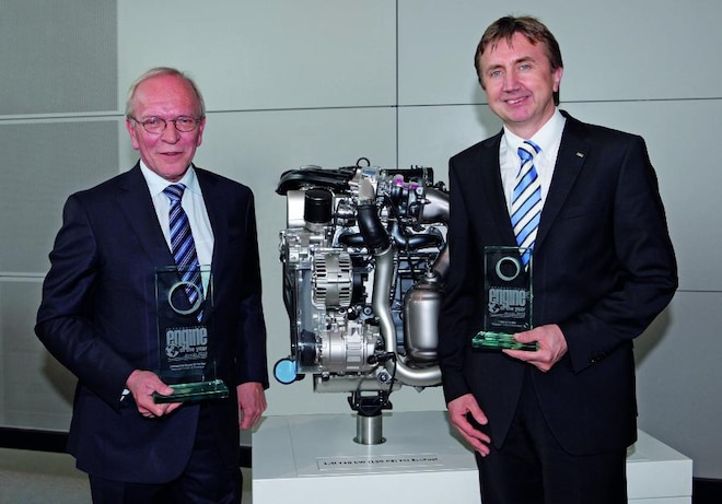 Volkswagen Claims International Engine of the Year Award - Web Exclusive