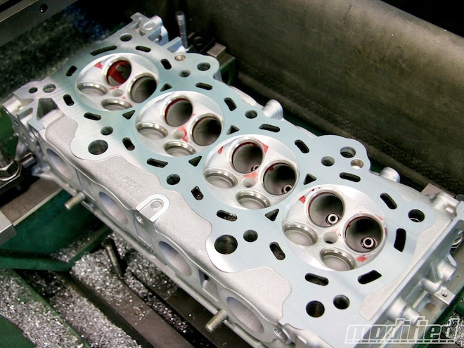 Cylinder Head Porting - Head Games
