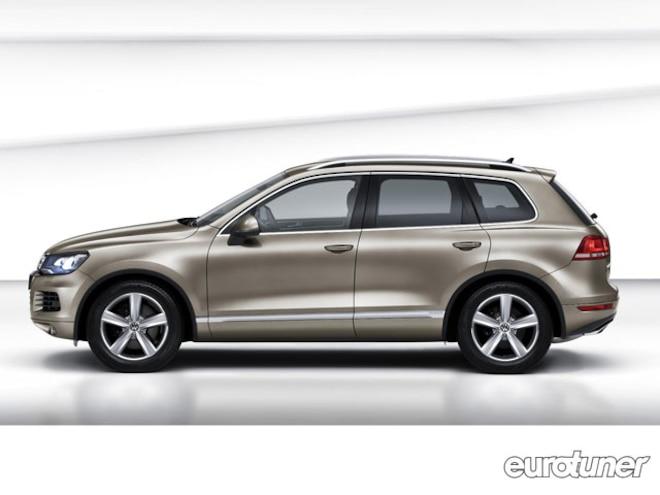 2010 Volkswagen Touareg - Web Exclusive