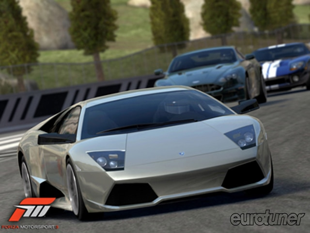 Forza Motorsport 3 Haiti Relief - Web Exclusive