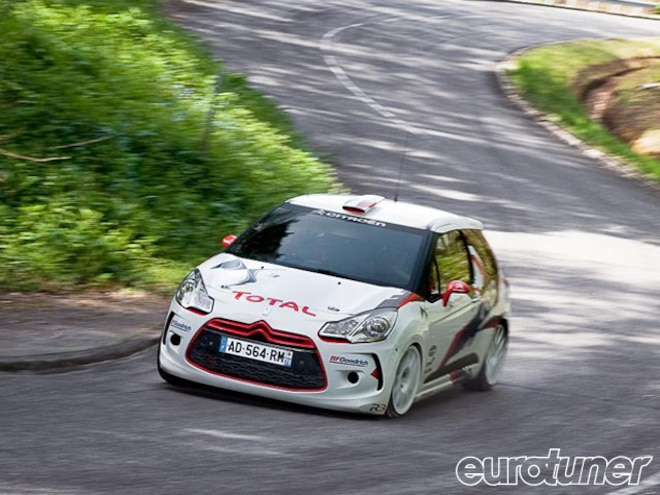 Citroen DS3 R3 Rally Car - Web Exclusive