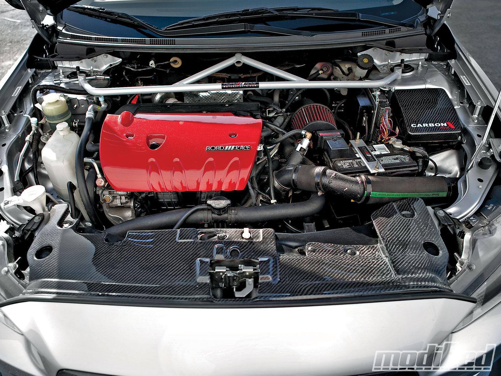 2009 Mitsubishi Lancer 2.4 GTS - Road Race Motorsports ...