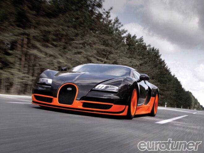 Bugatti Super Sport >> Bugatti Veyron Super Sport Landspeed World Record