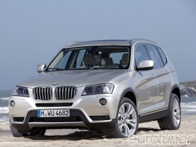 The New BMW X3 - Web Exclusive