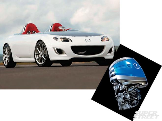 Mazda Miata Superlight - Intel