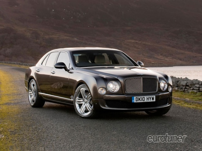 The Bentley Mulsanne Story - Web Exclusive