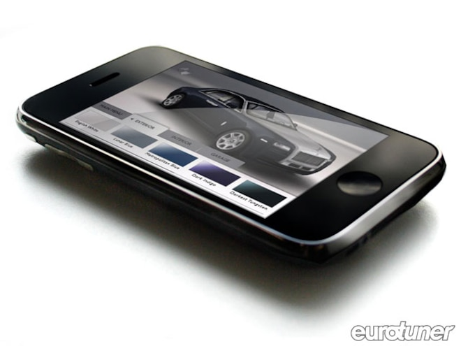 Rolls Royce Ghost App - Web Exclusive
