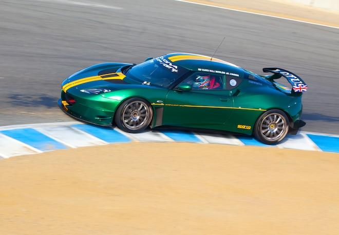 Lotus Evora Cup GT4