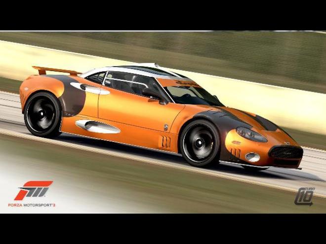 spyker forza motorsports