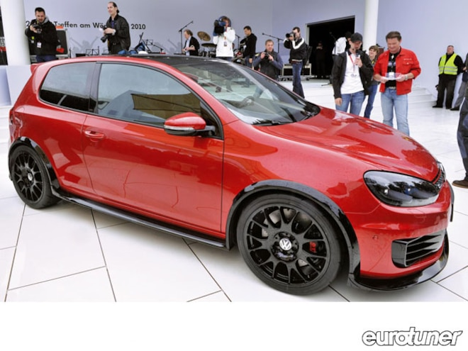Vw Golf Gti Excessive Debuts At Worthersee Show Web Exclusive Eurotuner Magazine