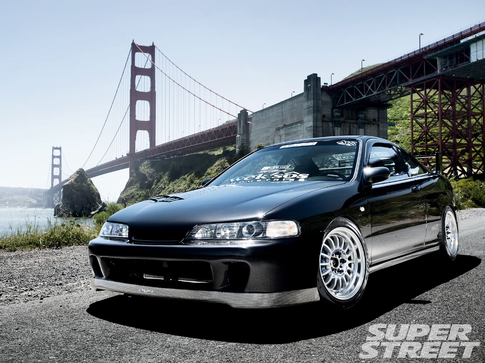 Sstp 1007 16 o 2000 acura integra type r front shot
