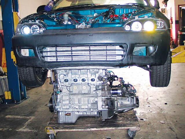 Honda H22 Engine - Turbo Upgrade - Honda Tuning Magazine