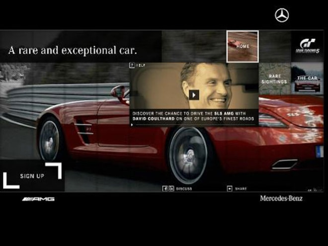 Mercedes Benz Offers Rare Chance To Experience The SLS AMG - Web Exclusive