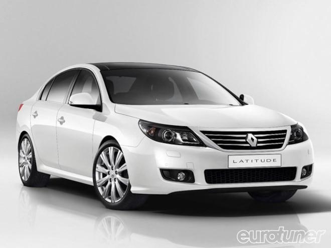 2011 Renault Latitude - Web Exclusive