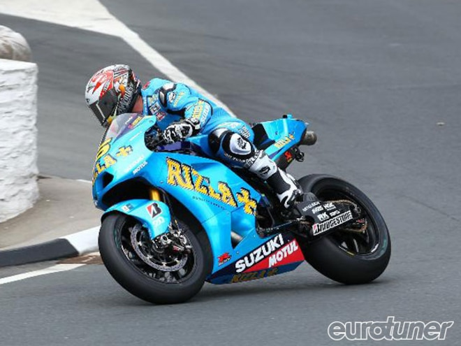Rizla Suzuki MotoGP - Web Exclusive