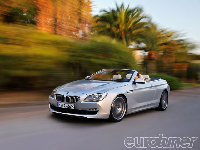 2012 BMW 650i Convertible Announced at LA Auto Show - Web Exclusive